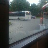 Photo taken at Busstation Efteling by Sifra J. on 10/5/2011