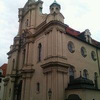 Photo taken at Heilig Geist by Maxim M. on 8/24/2012