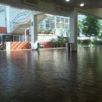 Photo taken at Campus Center by Melissa B. on 10/6/2011