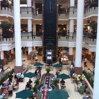 Photo taken at Ballston Common Mall by Laura G. on 8/3/2011