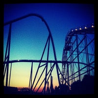 Photo taken at Canada's Wonderland by Winston S. on 5/26/2012