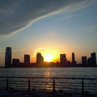 Photo taken at Pier 25 - Hudson River Park by Tony B. on 2/27/2012