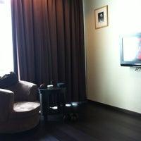 Photo taken at Manja Hotel by Sharizal on 8/1/2012