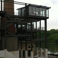 Photo taken at The Boathouse at Rocketts Landing by Kevin L. on 4/28/2012