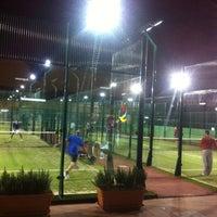 Photo taken at Centro deportivo La Galera by Flavio S. on 3/7/2012