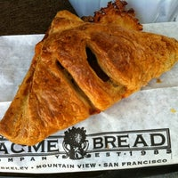 Photo taken at Acme Bread Company by Wilfred W. on 5/19/2012