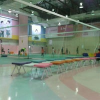 Photo taken at Kidz Sportland by Icezy S. on 4/1/2012