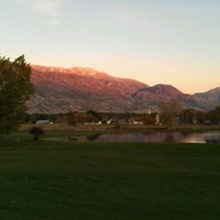 Photo taken at Fox Hollow Golf Course by Nic W. on 10/24/2011