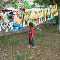 Photo taken at Lapangan Blang Padang by Hertiaty P. on 1/1/2012