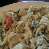 Photo taken at Chianti Café & Restaurant by gfreeYEG on 9/7/2011