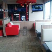 Photo taken at Burger King by Darren F. on 2/18/2012