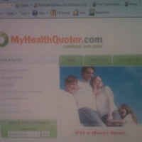 Photo taken at Health Insurance: MyHealthQuoter.com by Matthew B. on 5/9/2011