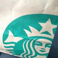 Photo taken at Starbucks by Angel on 3/8/2012