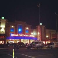 Photo taken at Regal Cinemas Biltmore Grande 15 & RPX by Tyler M. on 3/23/2012