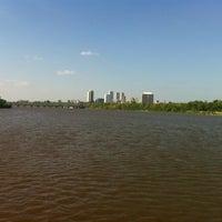 Photo taken at Riverside Park by Danny G. on 4/2/2012