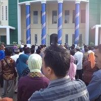 Photo taken at Kantor Walikota Bima by Al F. on 7/27/2012