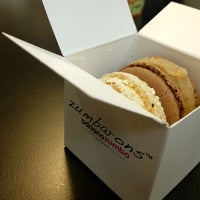 Photo taken at Adriano Zumbo Pâtissier by Emily L. on 8/14/2012