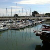 Photo taken at Port d'Ars-en-Ré by Jérémy L. on 9/1/2012