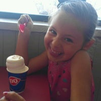 Photo taken at Dairy Queen by Tamar E. on 5/16/2012
