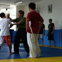 Photo taken at J Sport Martial Art Centre by Lee on 8/7/2011