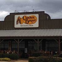 Photo taken at Cracker Barrel Old Country Store by Stephanie M. on 1/16/2012