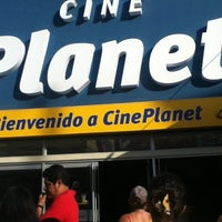 Photo taken at Cineplanet by Lisbeth G. on 2/19/2012