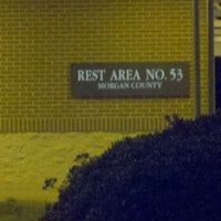 Photo taken at Rest Area No 53 by Aurelia S. on 2/23/2012