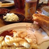 Photo taken at Sonny's BBQ by Jennifer S. on 3/1/2012