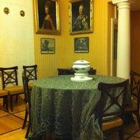 Photo taken at Музей-усадьба «Мураново» by DrConstance Graeff on 1/14/2012