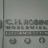 Photo taken at C. H. Robinson Worldwide by Chad D. on 11/30/2011