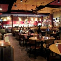 Photo taken at Red Robin Gourmet Burgers by Erik W. on 10/18/2011