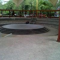 Photo taken at Canchas de La Paz by Lenin S. on 9/14/2011