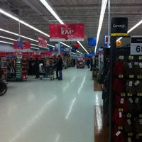 Photo taken at Wal-Mart by Daniel B. on 2/8/2011