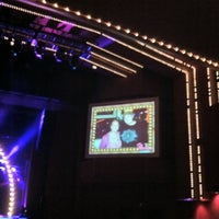 Photo taken at Nathan Burton Comedy Magic at Planet Hollywood Saxe Theater by Kris P. on 11/16/2011