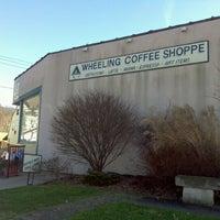 Photo taken at Wheeling Coffee Shoppe by Adam S. on 12/26/2011