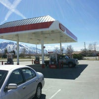 Photo taken at Gas & Go by Jacob B. on 3/21/2012