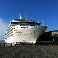 Das Foto wurde bei Pier 35 von Rick H. am 6/29/2012 aufgenommen