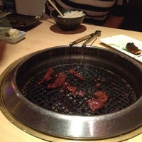 Photo taken at Gyu-Kaku Japanese BBQ by Matthew C. on 4/21/2012