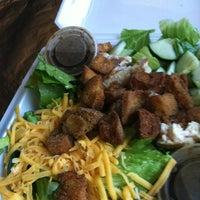 Photo taken at Syra-Juice by Gloria R. on 8/21/2012