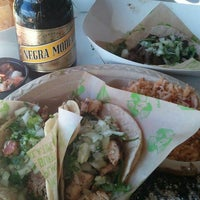 Photo taken at Baja Fresh by Sarita . on 2/4/2012