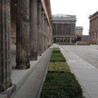 Das Foto wurde bei Neues Museum von Aycan U. am 1/24/2012 aufgenommen