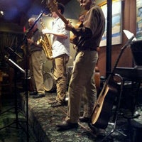 Photo taken at Irregardless Cafe by Jonathan M. on 1/13/2012