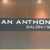 Photo taken at Dean Anthony Salon+Spa by Ray G. on 9/17/2011