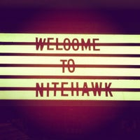 Photo taken at Nitehawk Cinema by Calvin T. on 11/4/2011