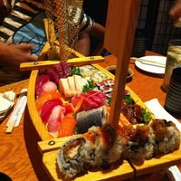 Photo taken at U-Yee Sushi by Berke H. on 7/20/2011