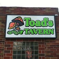 Photo taken at Toad's Tavern by Grant T. on 6/5/2012