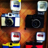 Photo taken at Lomography by Nicolas M. on 11/3/2011