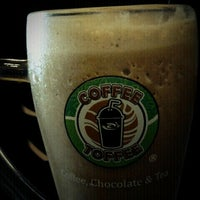 Photo taken at Coffee Toffee Origin by evania d. on 9/15/2011
