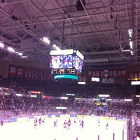 Photo taken at Carver Arena by ☀Tiffany D. on 3/6/2011