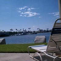 Photo taken at Bahia Resort Hotel - San Diego by D C. on 10/1/2011